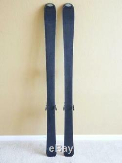 140cm Salomon SCRAMBLER 400 All Mountain Skis w MARKER 7.0 Bindings