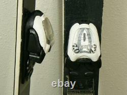 148 cm VOLKL Gotama Twin Tip All Mountain Skis with MARKER 7.0 Bindings