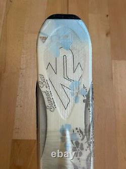 153cm K2 TNine SWEET LUV Women's Skis with MARKER Mod 9.0 Bindings