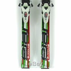 155 Elan Bloodline Mogul Skis with Marker Griffon Bindings