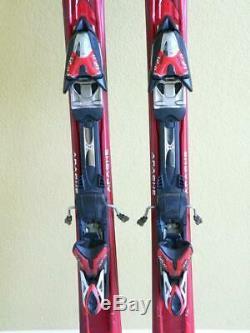 160cm K2 APACHE STRYKER All Mountain Skis with MARKER MOD 12.0 Twincam Bindings