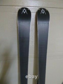 168 cm VOLKL TIGERSHARK 8 ft Skis with MARKER iPT Piston Bindings Very Good Pre