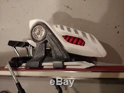 16/17 Blizzard Bonafide Men's Skis with Marker Griffon Bindings Size 180cm