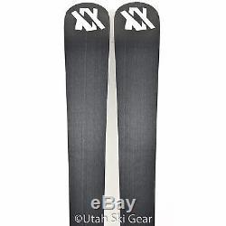 170 Volkl Kenja Women's Skis Marker Griffon Bindings Ladies All-Mounain