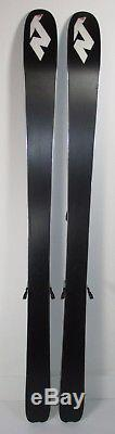 172cm Nordica Navigator 90 Demo Skis with Marker Griffon bindings (NDS18)