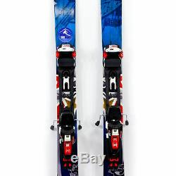 173 Blizzard Bushwacker with Marker F12 Touring Bindings USED