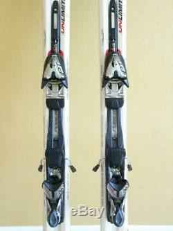 177cm VOLKL AC40 CARBON UNLIMITED All-Mountain Skis w MARKER iPT MOTION Bindings