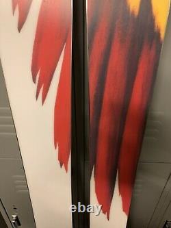 179cm Line Mordecai skis with Marker Griffon bindings