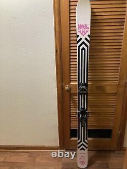 183 Black Crows Corvus Skis 19/20 with Marker Jester 16 bindings 107 Underfoot