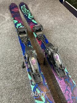2011 K2 Revival Twin Tip 177CM With Marker Schizo Bindings