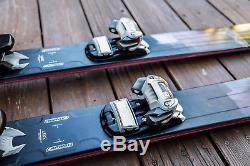 2013 Line Prophet 98 Skis withMarker Griffon Bindings 179cm USED