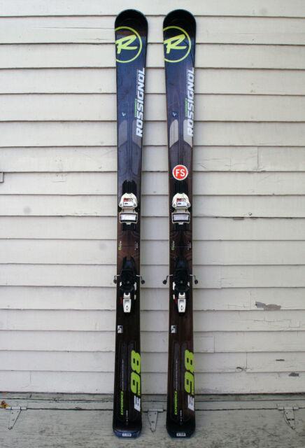 2013 Rossignol Experience 98 180cm Mens Alpine Snow Skis Marker Squire Bindings