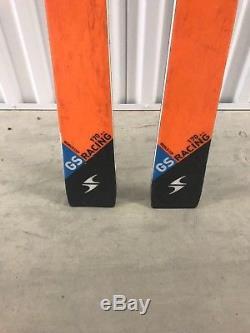 2014/15 Blizzard GS Race Skis L =170cm, R 17m Marker Race XCell 12 Bindings