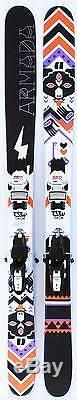 2014 Armada TSTw Womens Skis w Marker Squire Demo Bindings Used Demo Skis 156cm