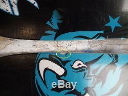 2014 Blizzard Bodacious 176cm with Marker Griffon Binding