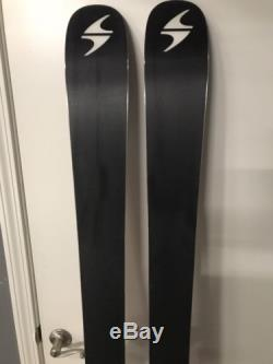 2014 Blizzard Bonafide Skis 187cm with Marker Griffon Bindings