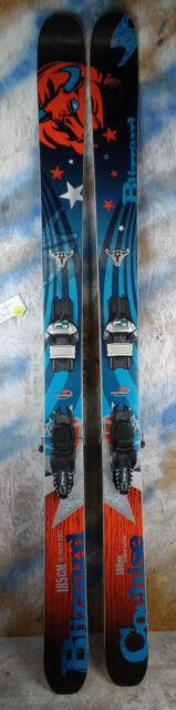 2014 Blizzard Cochise 185cm With Marker Griffon Binding
