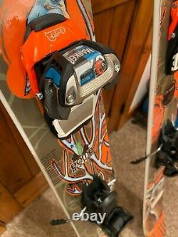 2014 Liberty Genome Skis with Lord Marker Bindings