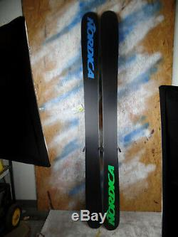 2014 Nordica Patron 177cm with Marker Griffon Binding