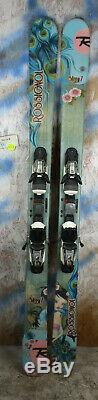 2014 Rossignol Sassy 7 150cm with Marker Fastrax Binding