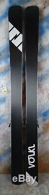 2014 Volkl Gotama 178cm with Marker Griffon Binding