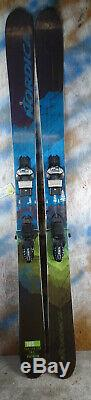 2015 Nordica Patron 185cm with Marker Griffon Binding