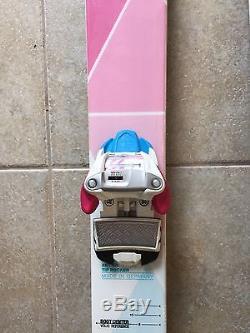 2015 Volkl Yumi Womens Skis w Marker Squire binding 168cm