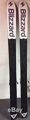 2016 Blizzard Cochise Mens Skis 185cm withMarker Griffon Bindings Barely Used