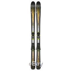 2016 K2 Ikonic 80 TI 170cm Mens Ski with Marker MXC 12 TC Bindings