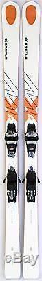2016 Kastle MX88 Mens Skis w Marker Griffon Demo Bindings Used Demo Skis 188cm