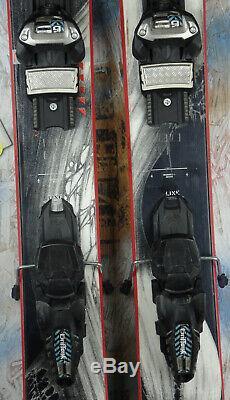 2016 Line Mordecai 186cm with Marker Griffon Binding