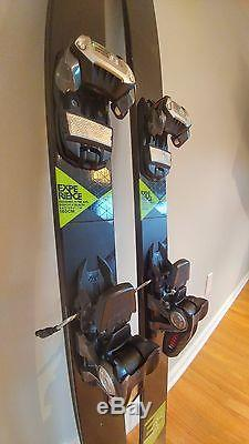 2016 Rossignol Experience 88, 180 cm, with Marker Griffon bindings