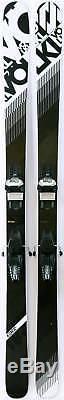 2016 Volkl Kendo Mens Skis w Marker Griffon Demo Bindings Used Demo Skis 184cm