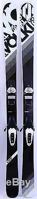 2016 Volkl Kendo Mens Skis w Marker Squire Demo Bindings Used Demo Skis 163cm