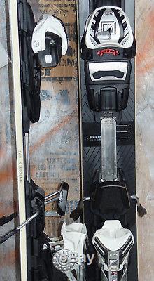 2016 Volkl Kenja 163cm with Marker 12.0 Binding