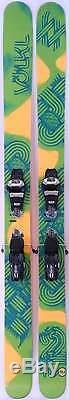 2016 Volkl Two Mens Skis w Marker Griffon Demo Bindings Used Demo Skis 186cm