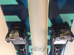 2017 Black Crows Atris 178.2 with Marker Tour F12 Bindings