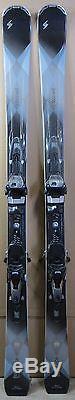 2017 Blizzard Quattro 7.4 CA Wmn's Demo Skis 150cm Marker TCX 12 Bindings