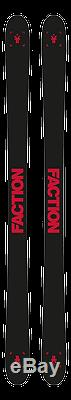 2017 Faction Candide CT 1.0 Skis 176cm + Marker Jester 16 ID Bindings