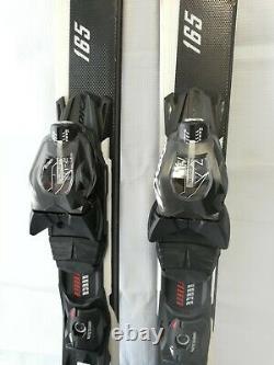 2017 Fischer XTR Cruzar 165 cm Ski + BRAND NEW Marker NPE 10 Bindings Winter Fun