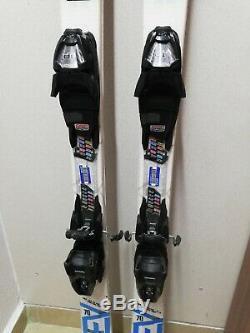 2017 HEAD REV 70 R 163 cm Ski + BRAND NEW Marker TLT10 Bindings