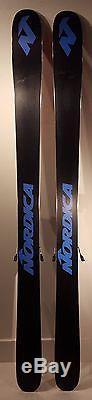 2017 Nordica Enforcer 100 177 Demo Skis withMarker Griffon Bindings (DS15)