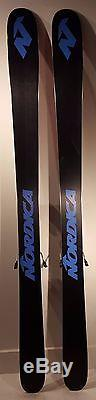 2017 Nordica Enforcer 100 177 Demo Skis withMarker Griffon Bindings (DS17)