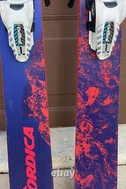 2017 Nordica Enforcer 100, 177 cm, with Marker Griffon bindings(SKI mag #1 ski)