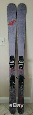 2017 Nordica Enforcer 93 169cm with Marker Griffon 13 Demo Binding