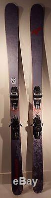 2017 Nordica Enforcer 93 185 Demo Skis withMarker Griffon bindings (DS19)