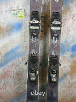 2017 Nordica Navigator 85 172cm with Marker Squire Binding
