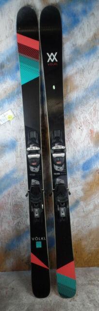 2017 Volkl Kenja 163cm With Marker Squire Binding