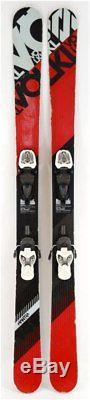 2017 Volkl Mantra Jr. Kids Skis w Marker M7.0 EPS Bindings Used Demo Skis 148cm