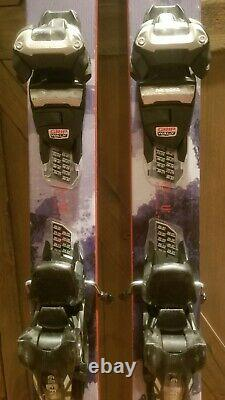 2018-19 Nordica Enforcer 93 169cm withMarker Griffon demo bindings Hardly used